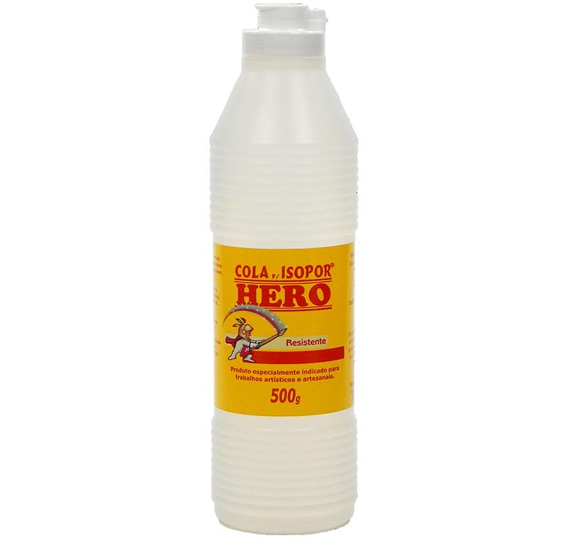 Cola Isopor Hero 500g