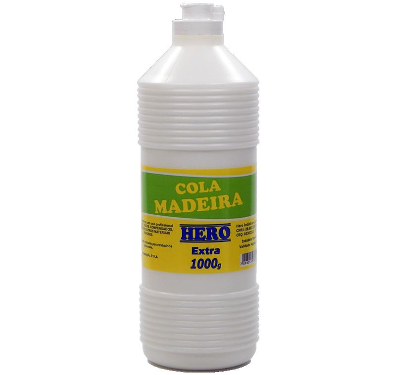 Cola Madeira Hero 1000g