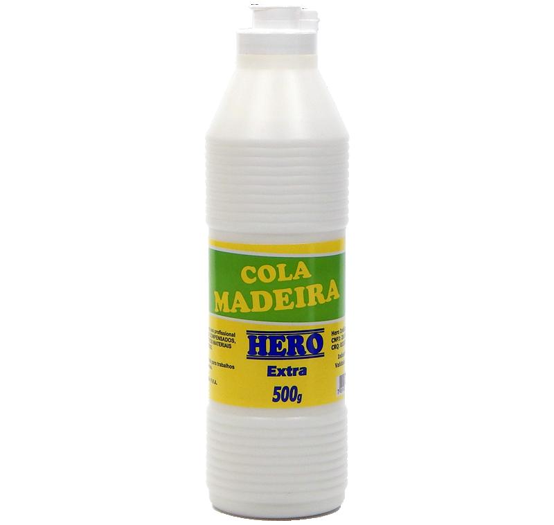 Cola Madeira Hero 500g
