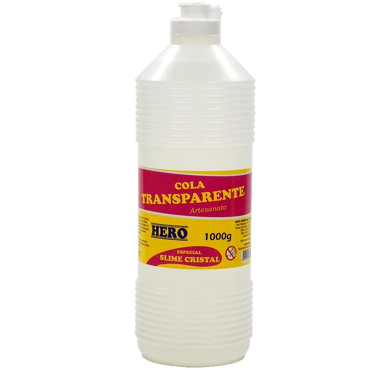 Cola Transparente Hero 1000g