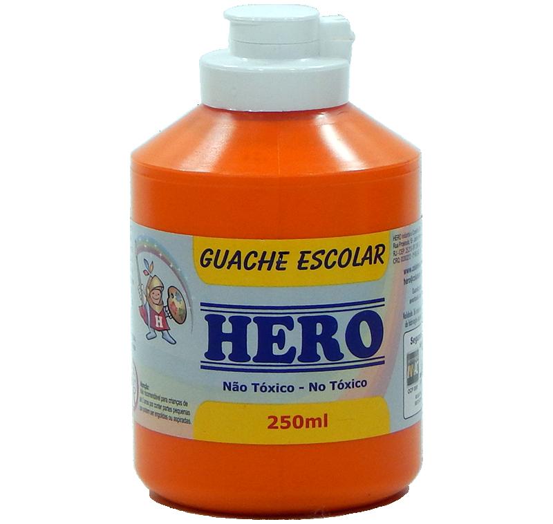 Guache Escolar Hero 250ml