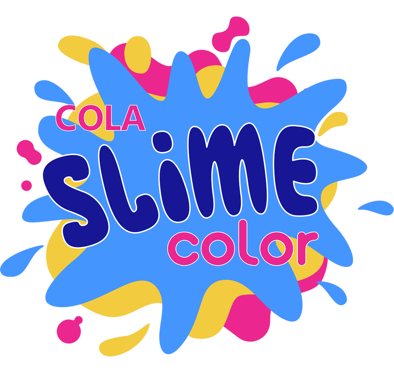 Cola Slime Color
